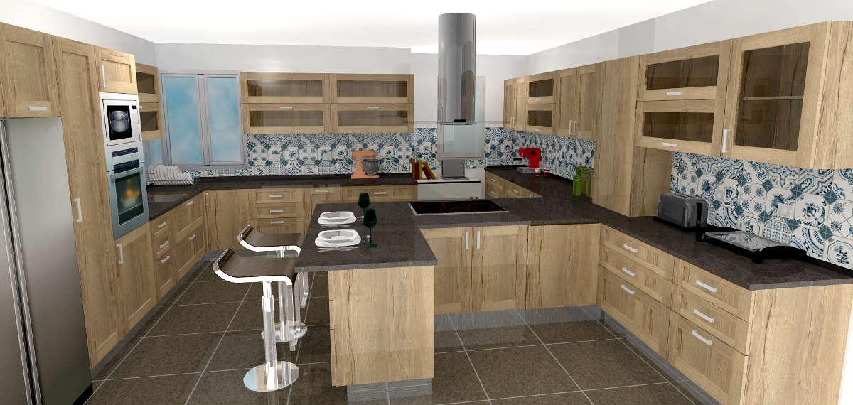Programas dise o cocinas 3d gratis espa ol casa dise o casa dise o - Diseno cocina 3d ...