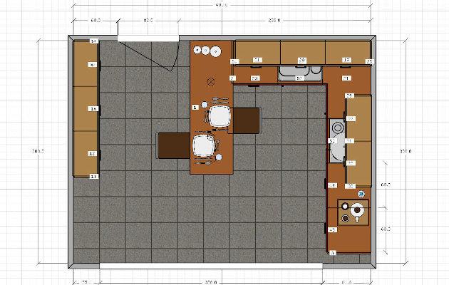 Quick3DPlan - Programa de diseño de cocinas y armarios en 3D ...